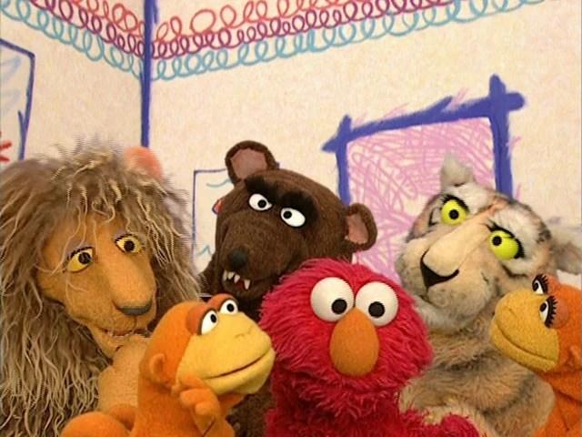 World Quiz Animals Elmos Wild