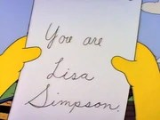 You are lisa simpson.jpg