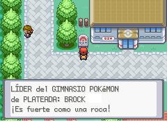 Brock Gimnasio