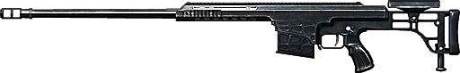 Barett M98B - am Ende doch die Beste