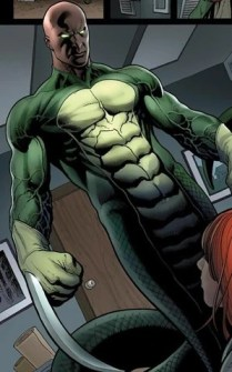 Bushmaster (Quincy McIver) from Avengers vs X-Men Vol 1 0