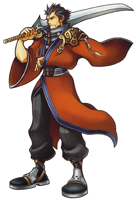 Auron The Final Fantasy Wiki Has More Final Fantasy