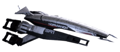 The Normandy SR1 - she's a good ship