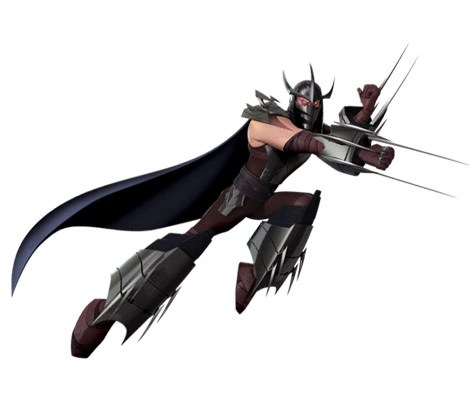 main article shredder 2012 tv series