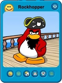 Rockhopper's player card