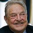 Jewish billionaire George Soros
