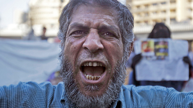 Muslim Brotherhood supporter (Photo: Reuters)