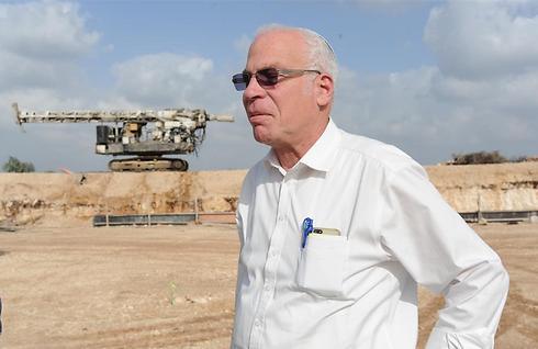 Uri Ariel was intentionally sabotaging the talks (Photo: Jorge Novominsky)