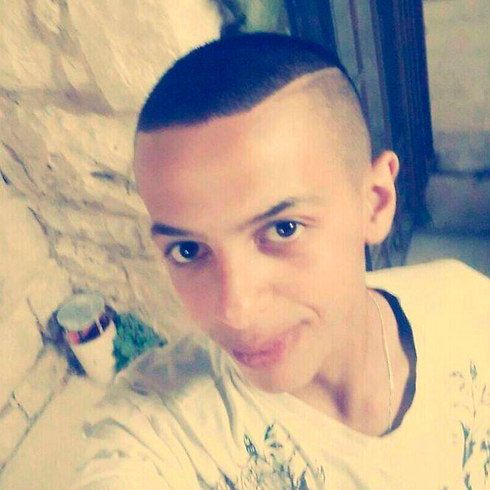 Mohammad Abu Khdeir, kidnapped and murdered.