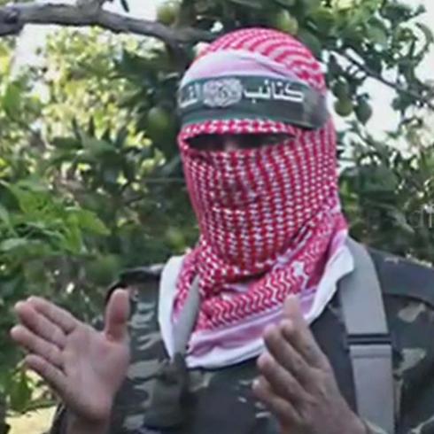 Hamas' military wing spokesmen