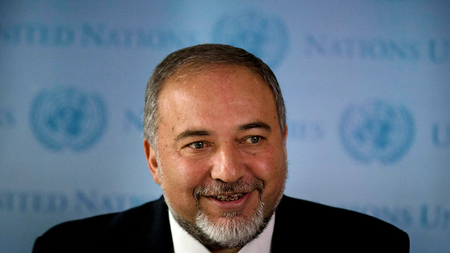 Avigdor Lieberman, the only one who can still surprise us (Photo: Reuters)