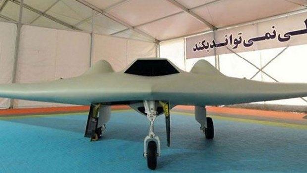 БПЛА, созданный в Иране
