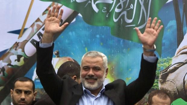 Исмаил Хания. Фото: AFP (Photo: AFP)