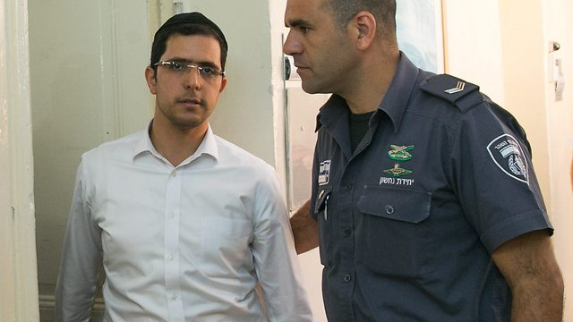 Yaakov Sebag (Photo: Ohad Zwigenberg)