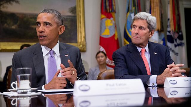 Misled the international community: Obama and Kerry (Photo: AP)