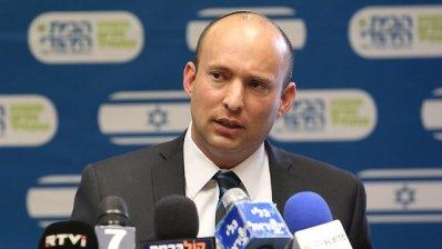 Education Minister Naftali Bennett (Photo: Gil Yohanan)