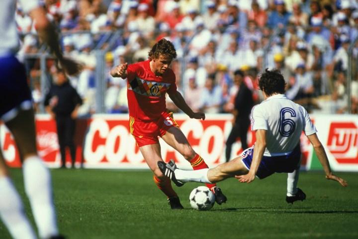 Adidas, la maglia del Belgio ispirata a quella dell'84 | numerosette.eu