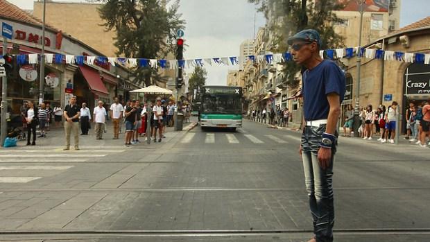 Минута молчания в День памяти павших в войнах Израиля. Иерусалим. Фото: Гиль Йоханан