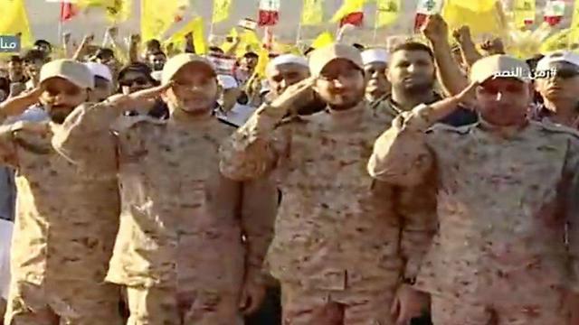 Hezbollah's rally marking 11 years to Second Lebanon War