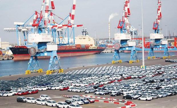 Площадка импортированных автомобилей в Ашдодском порту. Фото: Орель Коэн