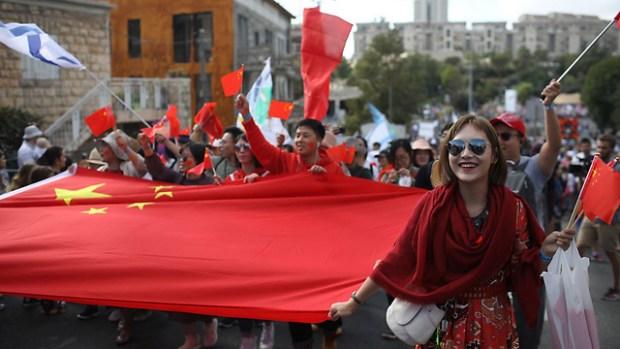 Иерусалимский марш. Фото: Охад Цвайгенберг (Photo: Ohad Zwigenberg)