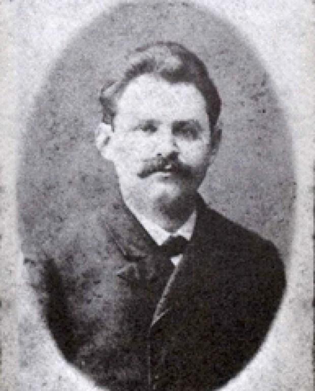 Ицхак Лейб Гольдберг. Фото: Википедия, общественное достояние