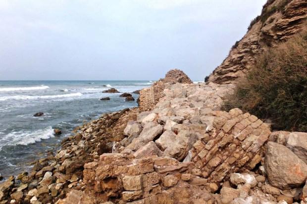 Руины Аполлонии