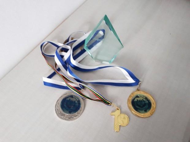 Награды Даниэля Ишаева