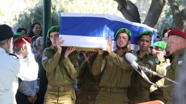 Похороны Рона Кукии. Фото: Моти Кимхи (Photo: Motti Kimchi)