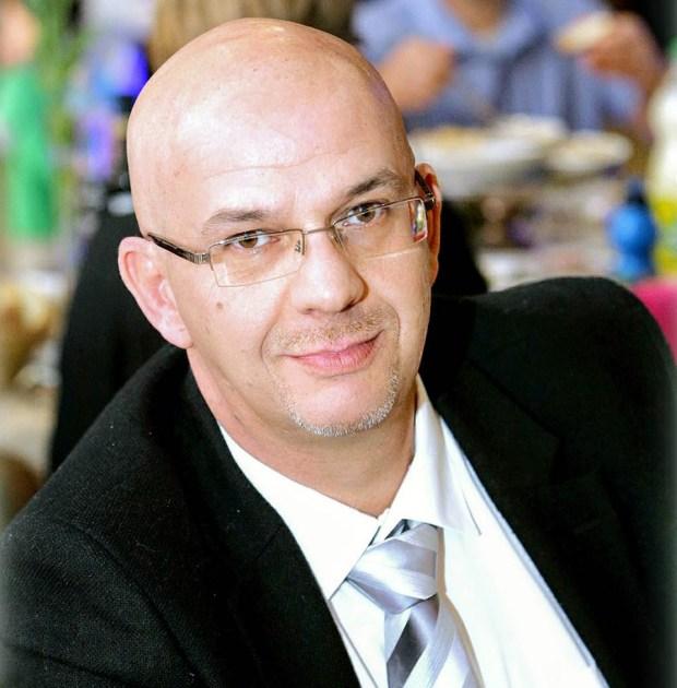 Лев Клоц. Фото: из личного архива продюсера