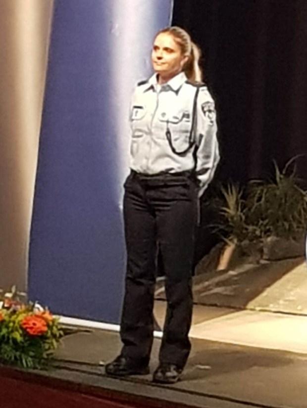 Марина Костылева. Фото: пресс-служба полиции