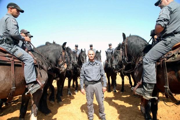 Ятир Харон и его сотрудники. Фото: Ярив Кац