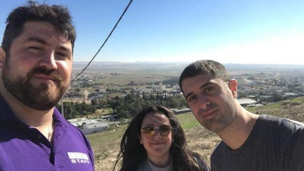 Али в Израиле
