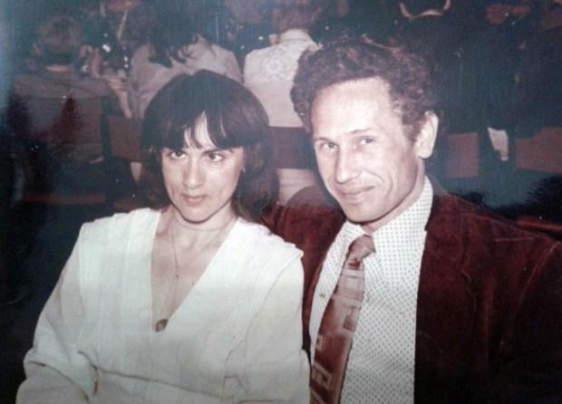 Родители Кати Терк Татьяна и Владимир. Фото: из семейного архива