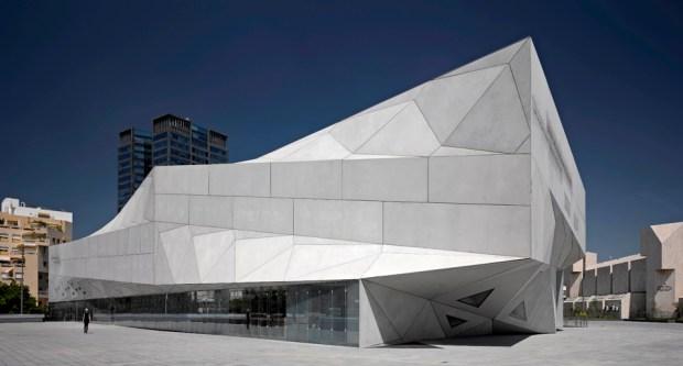 Тель-Авивский музей изобразительных искусств. Фото: Сиван Фарадж