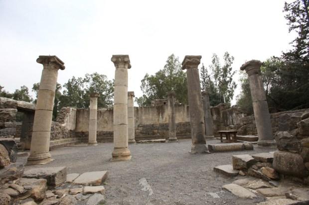 Музей древностей Голан в археологический парке Кацрин. Фото: Сиван Фарадж