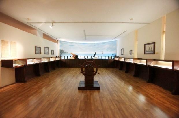 Национальный морской музей. Фото: Сиван Фарадж