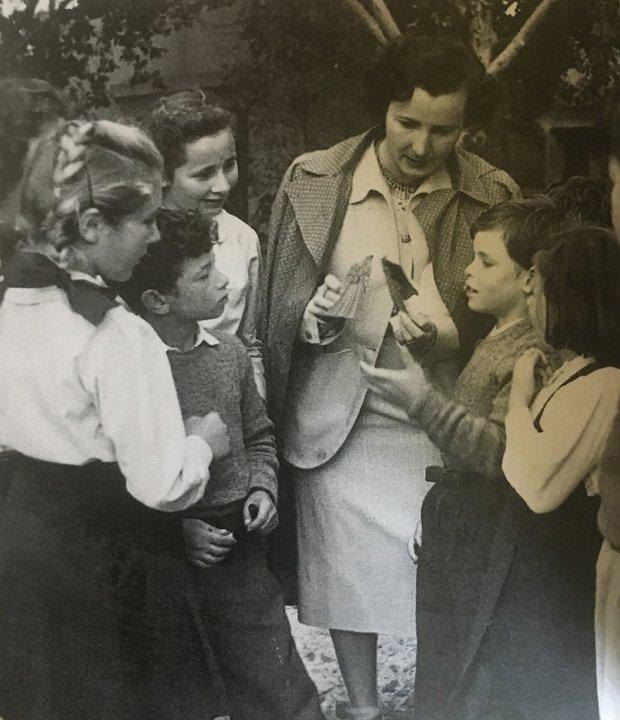 Лена и ее дети