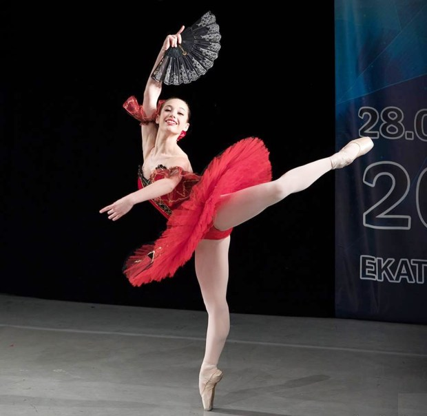 Ярден Шерман на конкурсе в Екатеринбурге Фото: Елена Лехова
