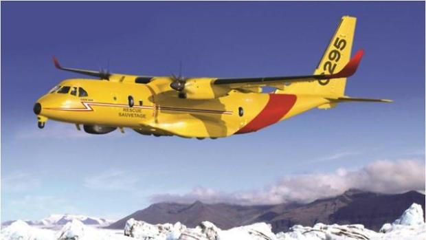 Самолет ВВС Канады. Фото: пресс-служба ЦАХАЛа