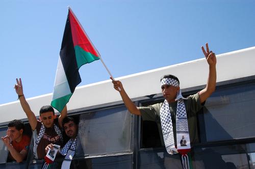 Освобожденные палестинские террористы: сколько из них перевербованы ШАБАКом? Фото: ChameleonEye shutterstock