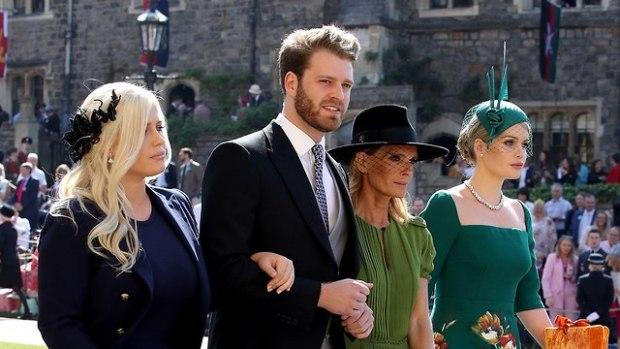 Семья принцессы Дианы, не дожившей до свадьбы жениха. Фото: MCT
