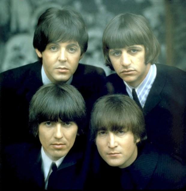 The Beatles. Фото: пресс-служба