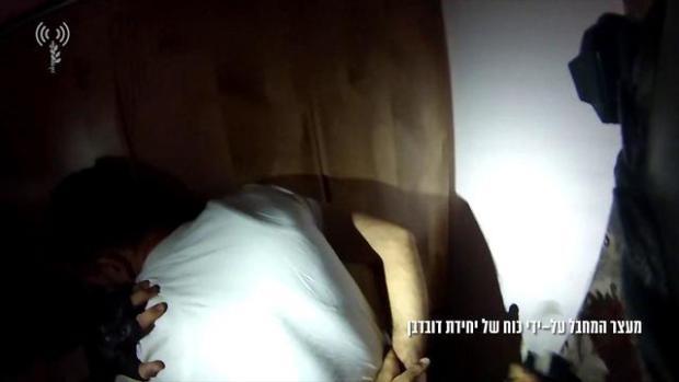 Арест боевика. Фото: пресс-служба ЦАХАЛа