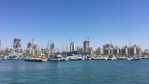 Marina d'Ashdod (Photo: Yael Lerner)