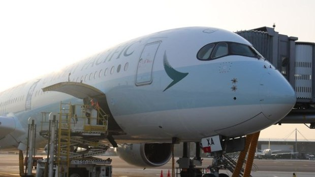 A350-100. Фото: Итай Блюменталь