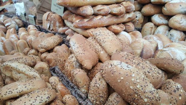 Нет ничего вкуснее свежевыпеченного иерусалимского хлеба. А его аромат вы не забудете никогда