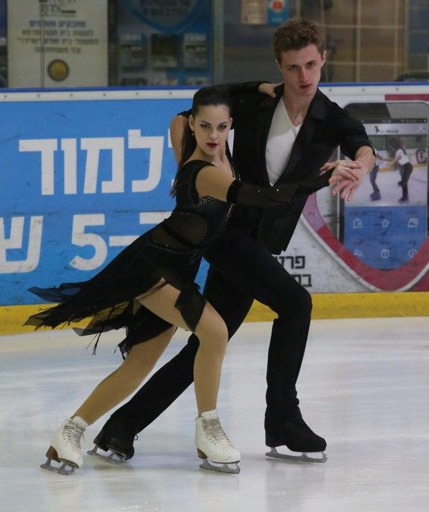 Ихилов и Давидович. Фото: Орен Ахарони