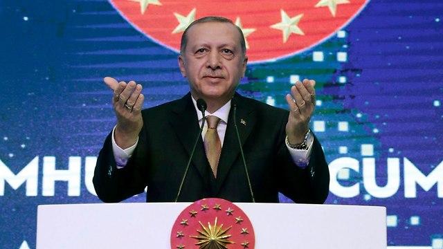 Le président turc Tayyip Erdogan (Photo: AP)