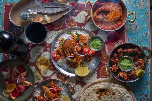 """Блюда в ресторане """"Ма Пау"""". Фото: Анатоли Михаэло"""